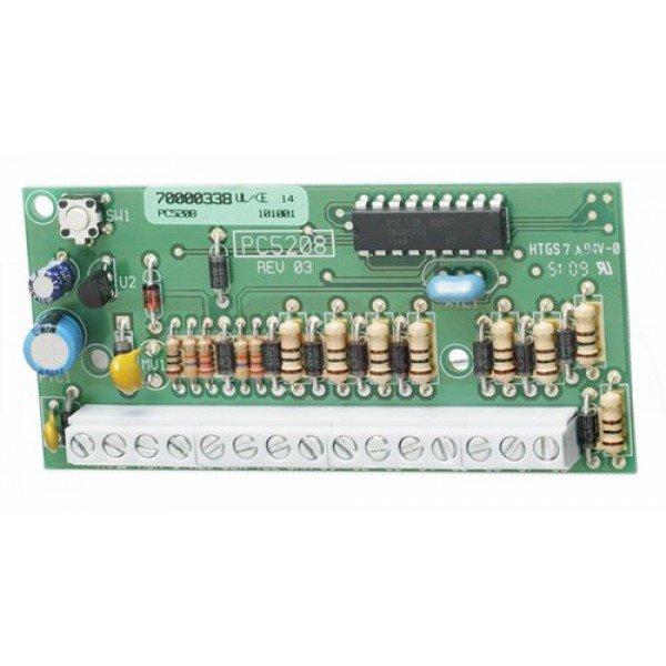 PC5208 модуль расширения выходов